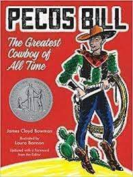 Marissa's Books & Gifts 9780807563762 Pecos Bill: The Greatest Cowboy Of All Time