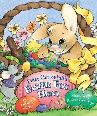 Marissa's Books & Gifts 9780824918804 Peter Cottontail's Easter Egg Hunt
