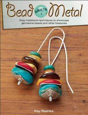 Marissa's Books & Gifts 9780871164407 Bead Meets Metal