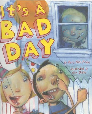 Marissa's Books & Gifts 9780873589048 It's a Bad Day