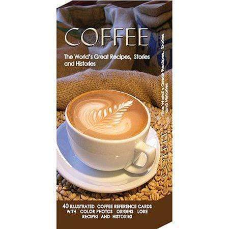 Marissa's Books & Gifts 9780979926037 Coffee: Boxed Reference Deck--single Copy: The World's Great Recipes, Stories And Histories