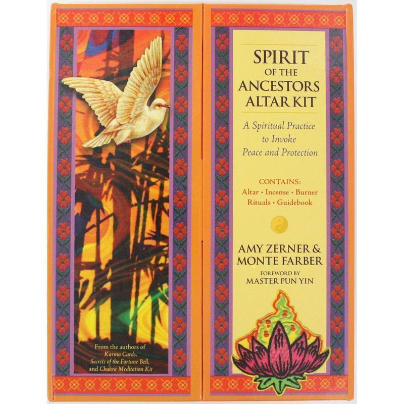 Marissa's Books & Gifts, LLC 9780979943331 Spirit of the Ancestors Altar Kit