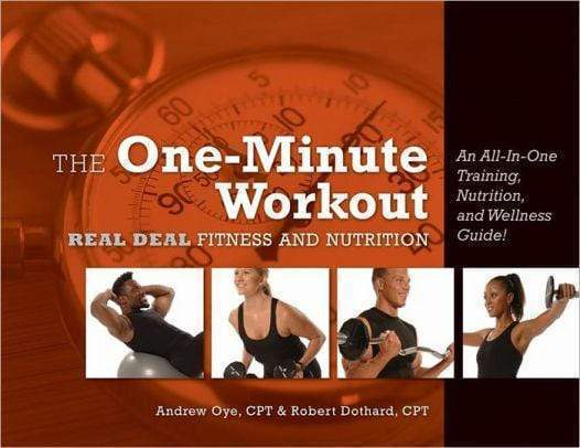 Marissa's Books & Gifts 9780980064926 The One-Minute Workout