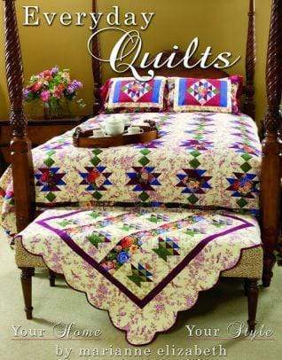 Marissa's Books & Gifts, LLC 9780981976259 Everyday Quilts: Your Home Your Style