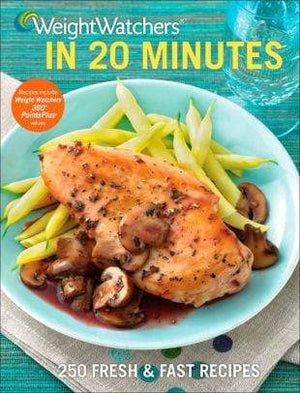Weight Watchers in 20 Minutes Walmart Edition - Marissa's Books
