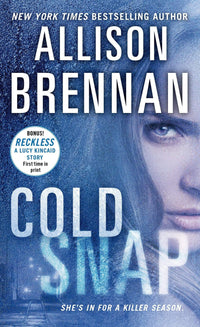 Marissa's Books & Gifts, LLC 9781250038005 Cold Snap
