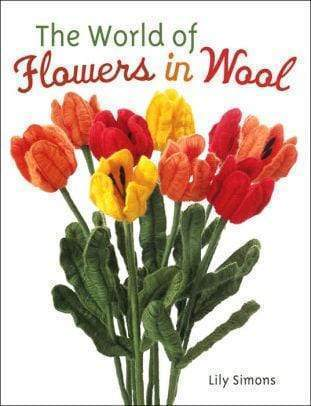 Marissa's Books & Gifts 9781402724886 The World of Flowers in Wool