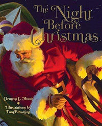 Marissa's Books & Gifts, LLC 9781402754845 The Night Before Christmas