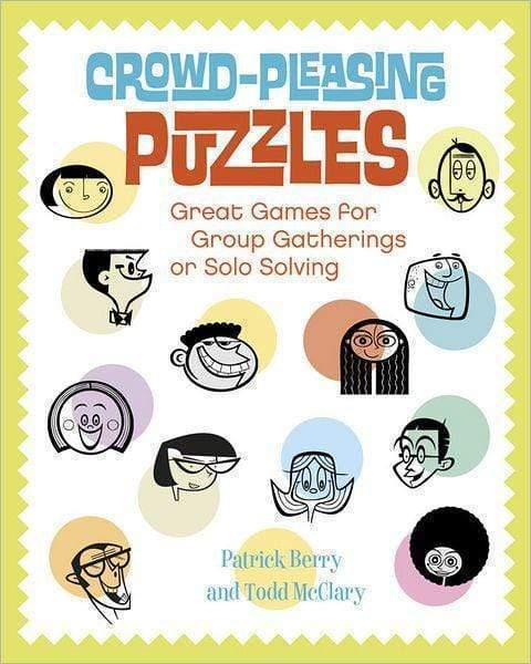 Marissa's Books & Gifts 9781402790799 Crowd-Pleasing Puzzles