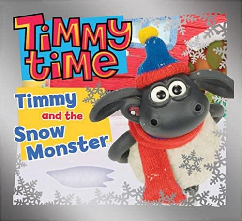 Marissa's Books & Gifts, LLC 9781405257732 Timmy Time: Timmy's Snow Monster