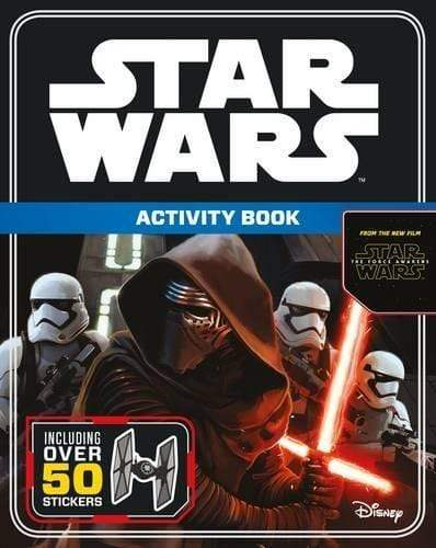 Marissa's Books & Gifts, LLC 9781405280471 Star Wars: The Force Awakens Activity Book
