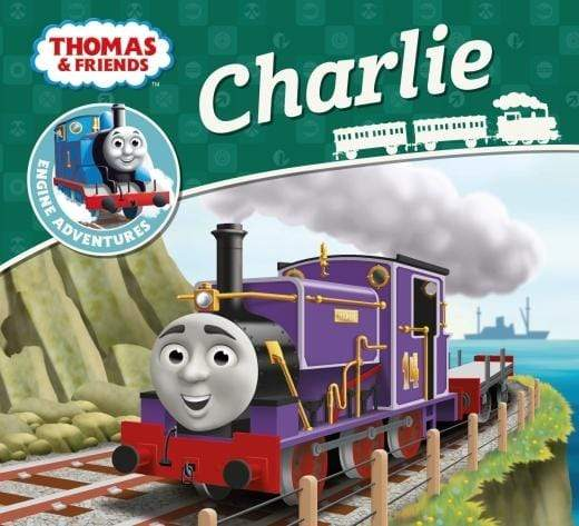 Marissa's Books & Gifts, LLC 9781405285742 Thomas & Friends: Charlie (Thomas Engine Adventures)