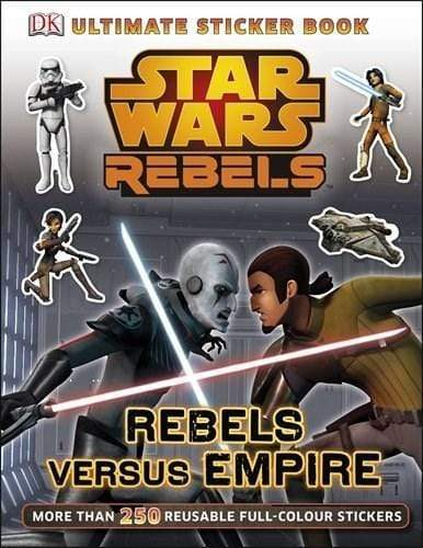 Marissa's Books & Gifts, LLC 9781409356523 Rebels Versus Empire