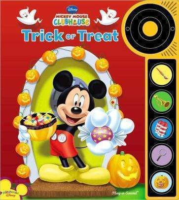 Marissa's Books & Gifts 9781412719308 Trick or Treat - Doorbell Sound Book