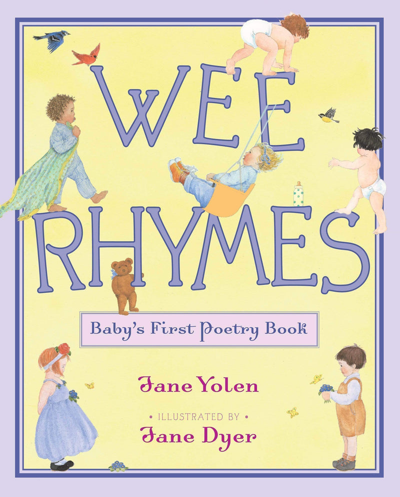 Marissa's Books & Gifts 9781416948988 Wee Rhymes: Baby's First Poetry Book