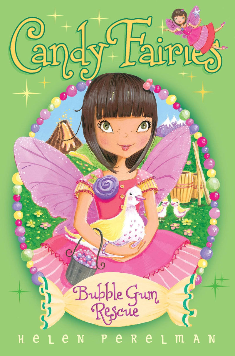 Marissa's Books & Gifts, LLC 9781442464964 Bubble Gum Rescue (Candy Fairies)