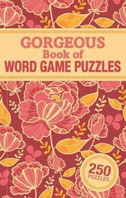 Marissa's Books & Gifts 9781449448202 Gorgeous Book of Word Game Puzzles