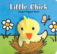 Marissa's Books & Gifts, LLC 9781452129174 Little Chick: Finger Puppet Book (little Finger Puppet Board Books)