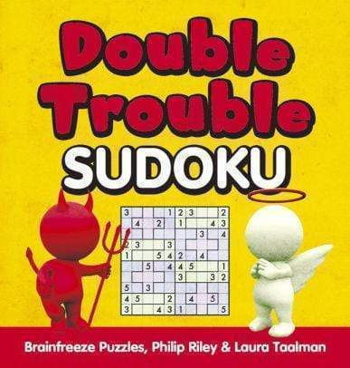 Marissa's Books & Gifts, LLC 9781454909927 Double Trouble Sudoku