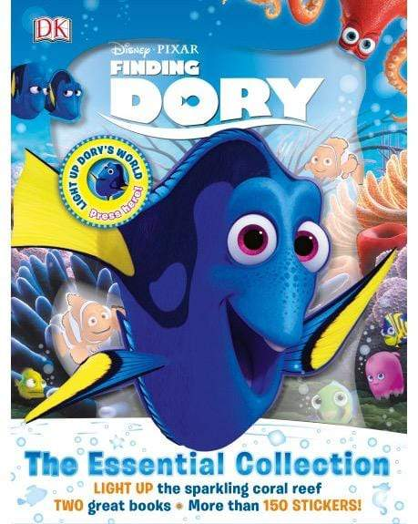 Marissa's Books & Gifts, LLC 9781465452733 Disney Pixar Finding Dory: The Essential Collection