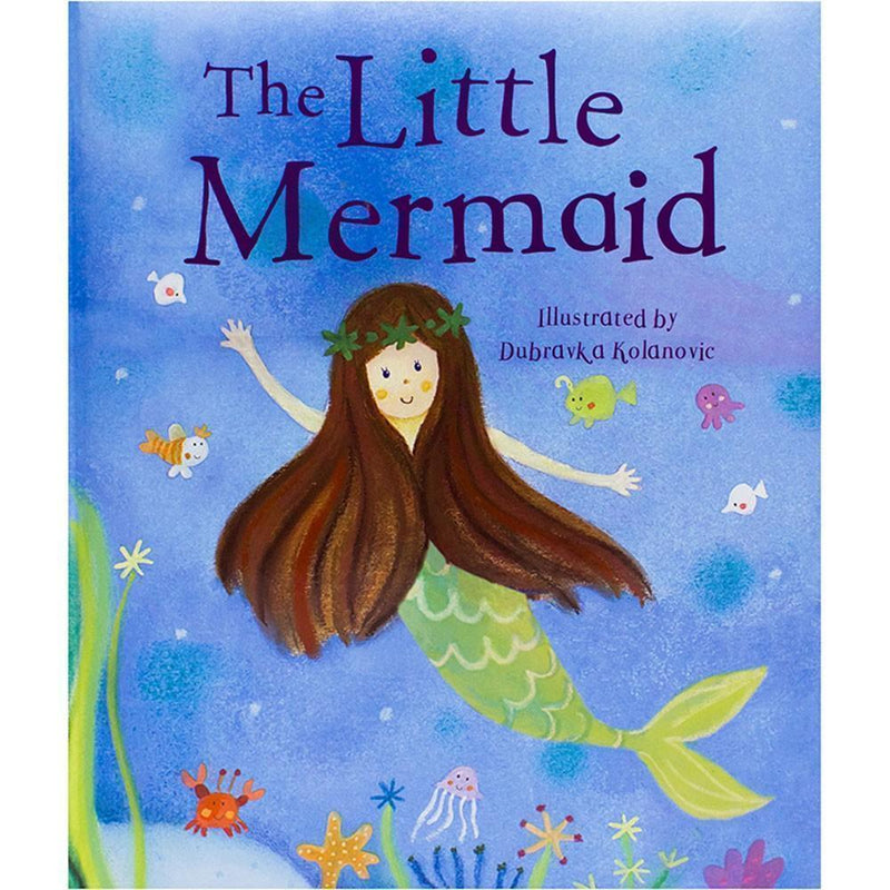 Marissa's Books & Gifts, LLC 9781472310781 The Little Mermaid