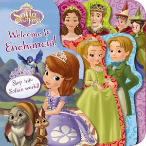 Marissa's Books & Gifts, LLC 9781472341549 Sofia the First Welcome to Enchancia
