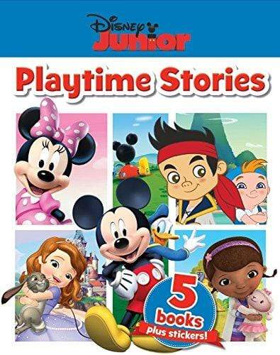 Marissa's Books & Gifts, LLC 9781472351906 Disney Junior Playtime Stories