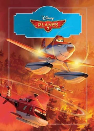 Marissa's Books & Gifts, LLC 9781472358899 Disney Planes 2: The Story Of The Film