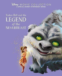 Marissa's Books & Gifts, LLC 9781472385840 Disney Movie Collection: Tinker Bell And The Legend Of The Neverbeast: A Special Disney Storybook Series
