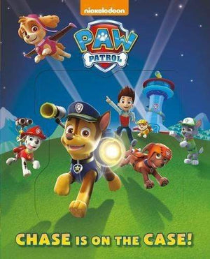 Marissa's Books & Gifts, LLC 9781472396198 Nickelodeon Paw Patrol Chase Is On The Case