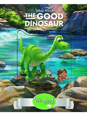 Marissa's Books & Gifts, LLC 9781474800839 Disney Pixar the Good Dinosaur Magical Story with Lenticular