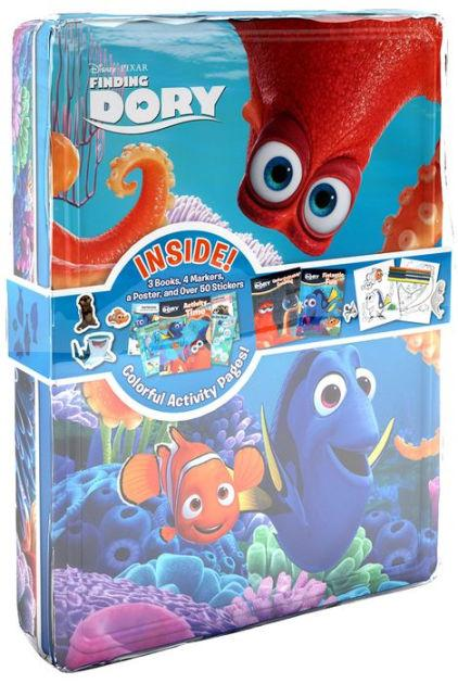 Marissa's Books & Gifts, LLC 9781474844352 Disney Finding Dory Happy Tin