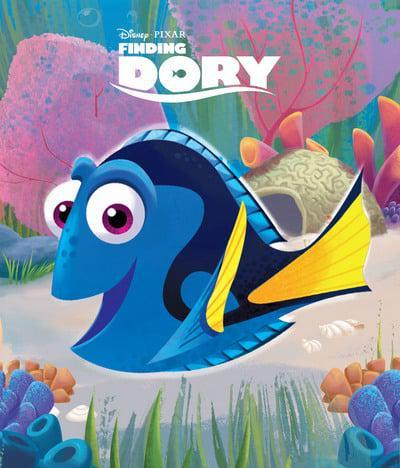Marissa's Books & Gifts, LLC 9781474844635 Disney Pixar Finding Dory
