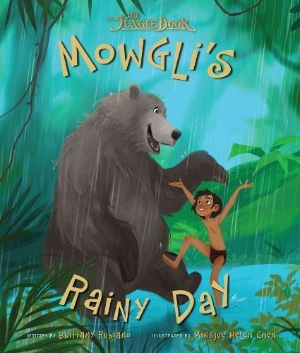 Marissa's Books & Gifts, LLC 9781474854092 Disney the Jungle Book Mowgli's Rainy Day