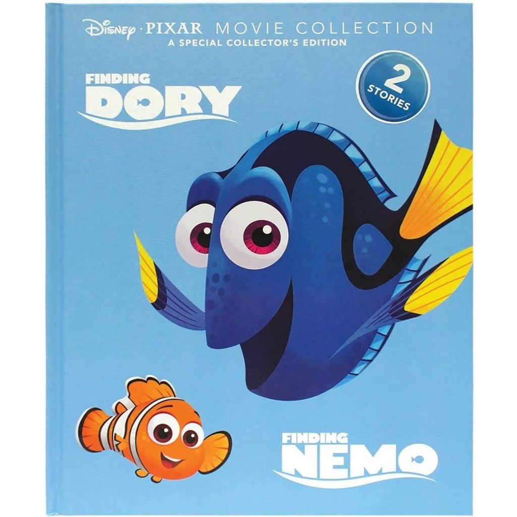 Marissa's Books & Gifts, LLC 9781474858823 Finding Dory and Finding Nemo
