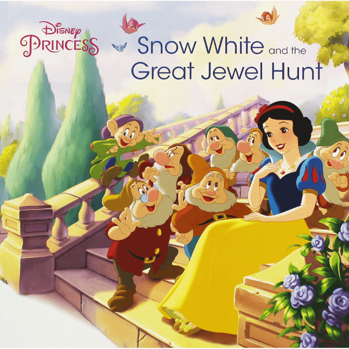Marissa's Books & Gifts, LLC 9781474867221 Snow White and the Great Jewel Hunt