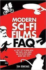 Marissa's Books & Gifts 9781480350618 Modern Sci-Fi Films FAQ