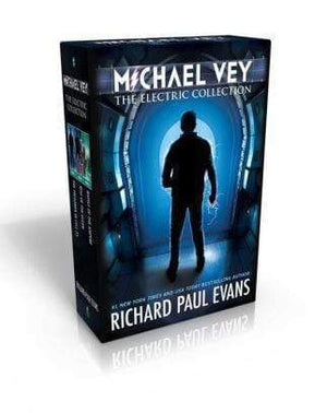 Marissa's Books & Gifts, LLC 9781481414111 Michael Vey, the Electric Collection