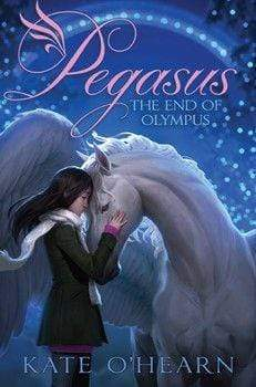 Marissa's Books & Gifts 9781481469791 The Pegasus Complete Olympian Collection: The Flame of Olympus; Olympus at War; The New Olympians; Origins of Olympus; Rise of the Titans; The End of Olympus