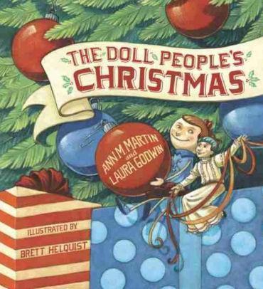 Marissa's Books & Gifts 9781484723395 The Doll People's Christmas