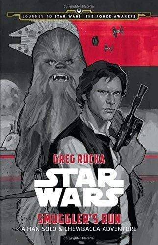 Marissa's Books & Gifts, LLC 9781484724958 Journey to Star Wars: The Force Awakens Smuggler's Run: A Han Solo Adventure (Star Wars: Journey to Star Wars: The Force Awakens)