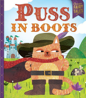 Marissa's Books & Gifts, LLC 9781488904721 Puss in Boots