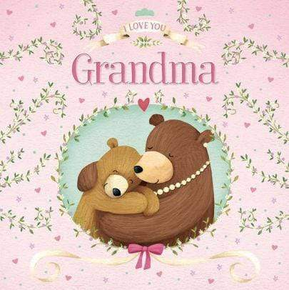Marissa's Books & Gifts, LLC 9781499881417 I Love You Grandma