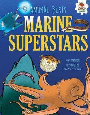 Marissa's Books & Gifts 9781512406252 Marine Superstars (animal Bests)