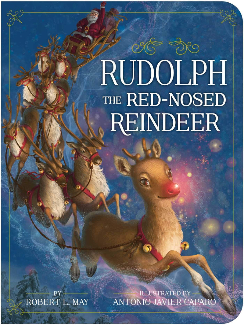 Marissa's Books & Gifts, LLC 9781534400276 Rudolph the Red-Nosed Reindeer