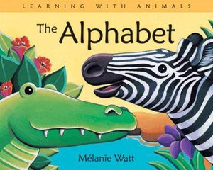 The Alphabet - Marissa's Books