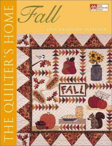 Marissa's Books & Gifts 9781564774132 The Quilter's Home: Fall