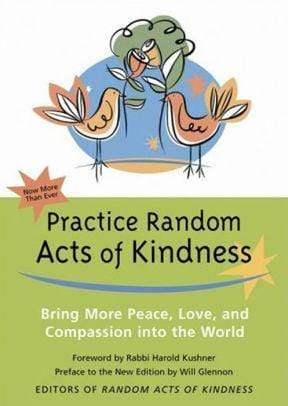 Practice Random Acts of Kindness - Marissa's Books