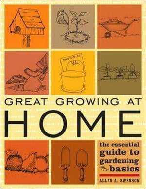 Marissa's Books & Gifts, LLC 9781589792654 Great Growing at Home