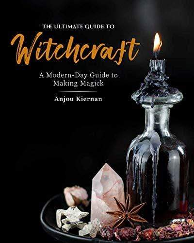 Marissa's Books & Gifts, LLC 9781592339297 The Ultimate Guide To Witchcraft: A Modern-day Guide To Making Magick